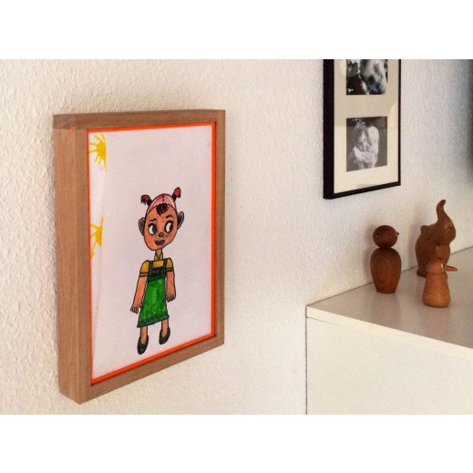 RAM'N Frame | Maple Pink Acryl