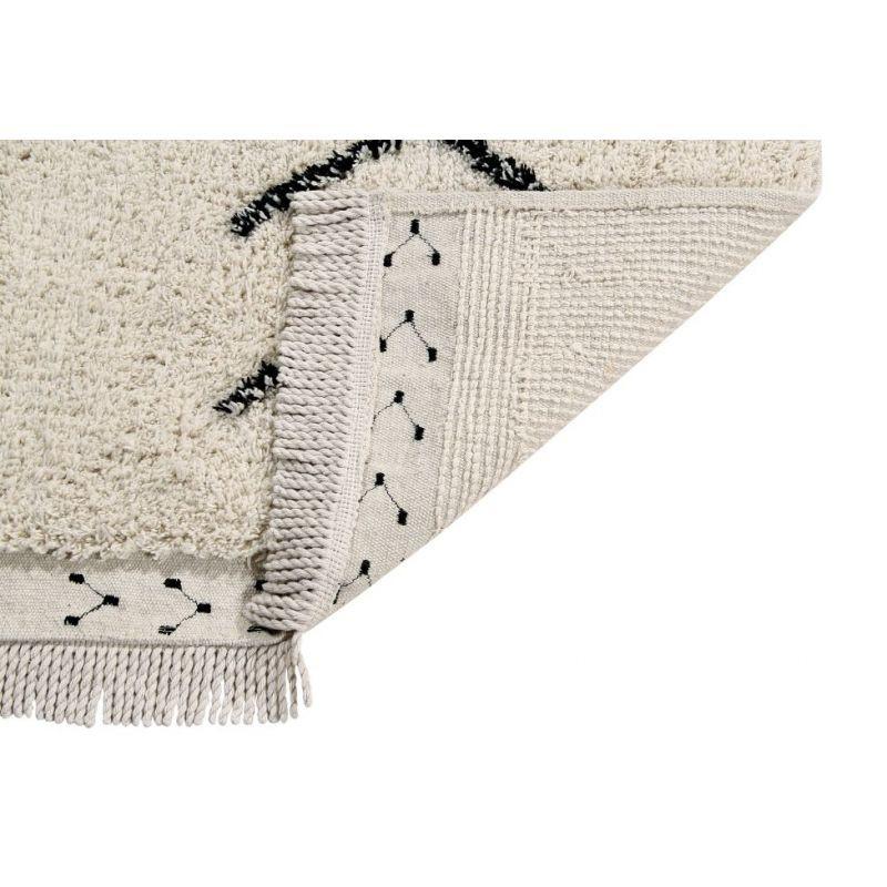 Waschbarer Teppich  | Bereber Rhombs