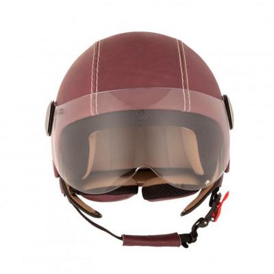 Helmet Vintage Bordeaux