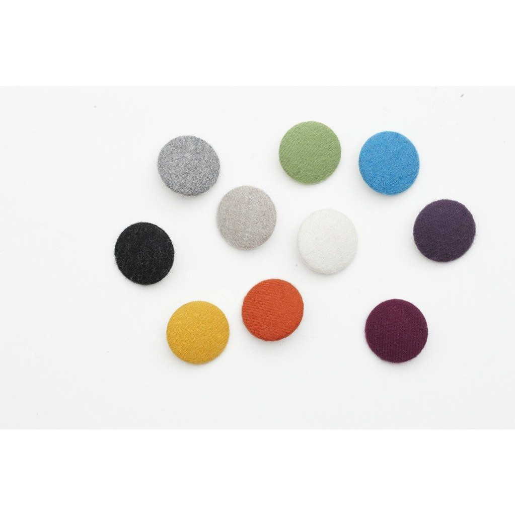 A set of 5 Creative Buttons Bright Sunshine