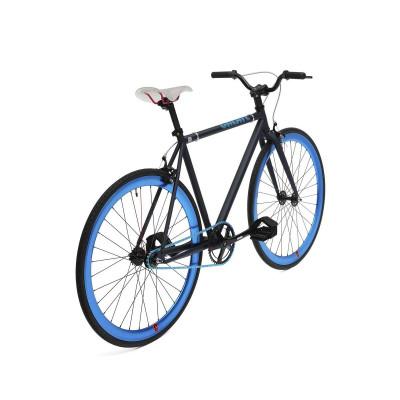 Fahrräder erstellen | Schwarz - Blau