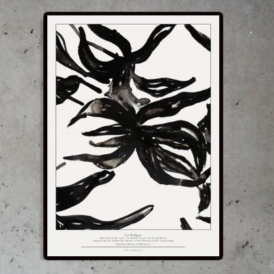 La Eclipse Poster