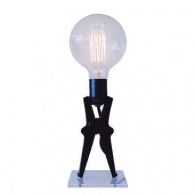 Croco Lamp | Black
