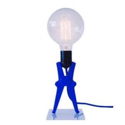Croco Lamp | Blue