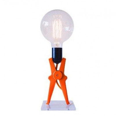 Croco Lamp | Orange