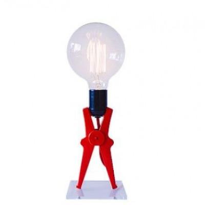 Croco Lamp | Rouge