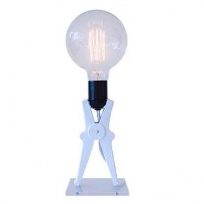 Croco Lamp | White