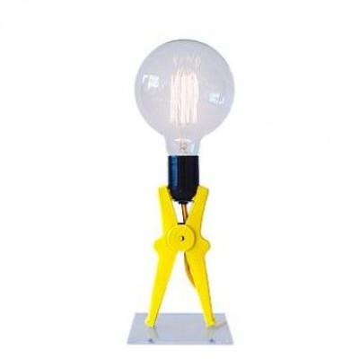 Croco Lamp | Yellow
