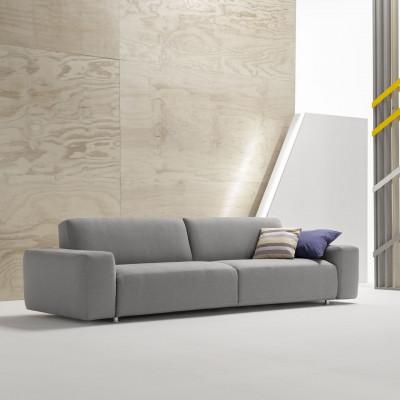 Sleeping Sofa Cross | Grey