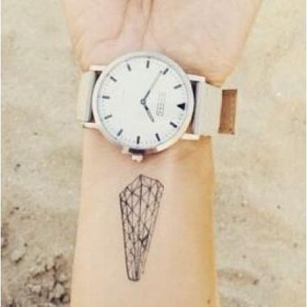 von Jessica Man   Crystals Tattoo