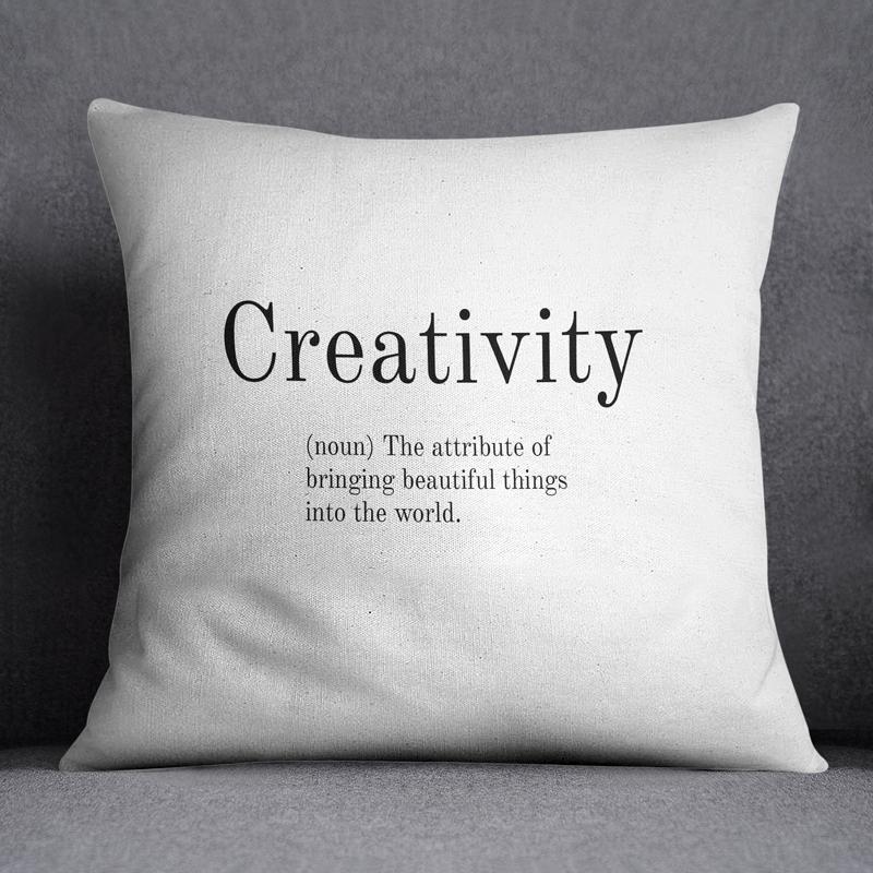 Kussen | Creativity