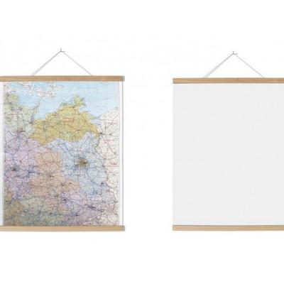 Posteraufhänger | Eschenholz