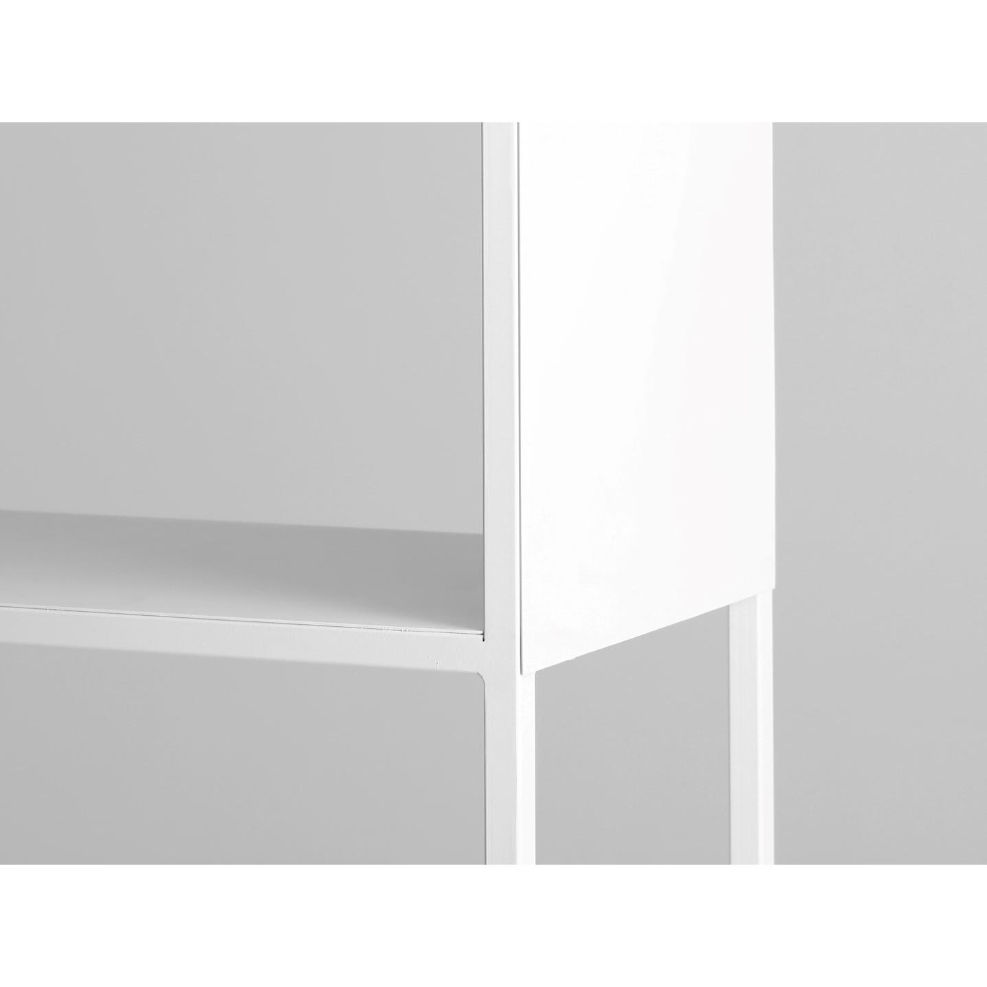 Bookcase Hyller Side 100 x 180 cm | White