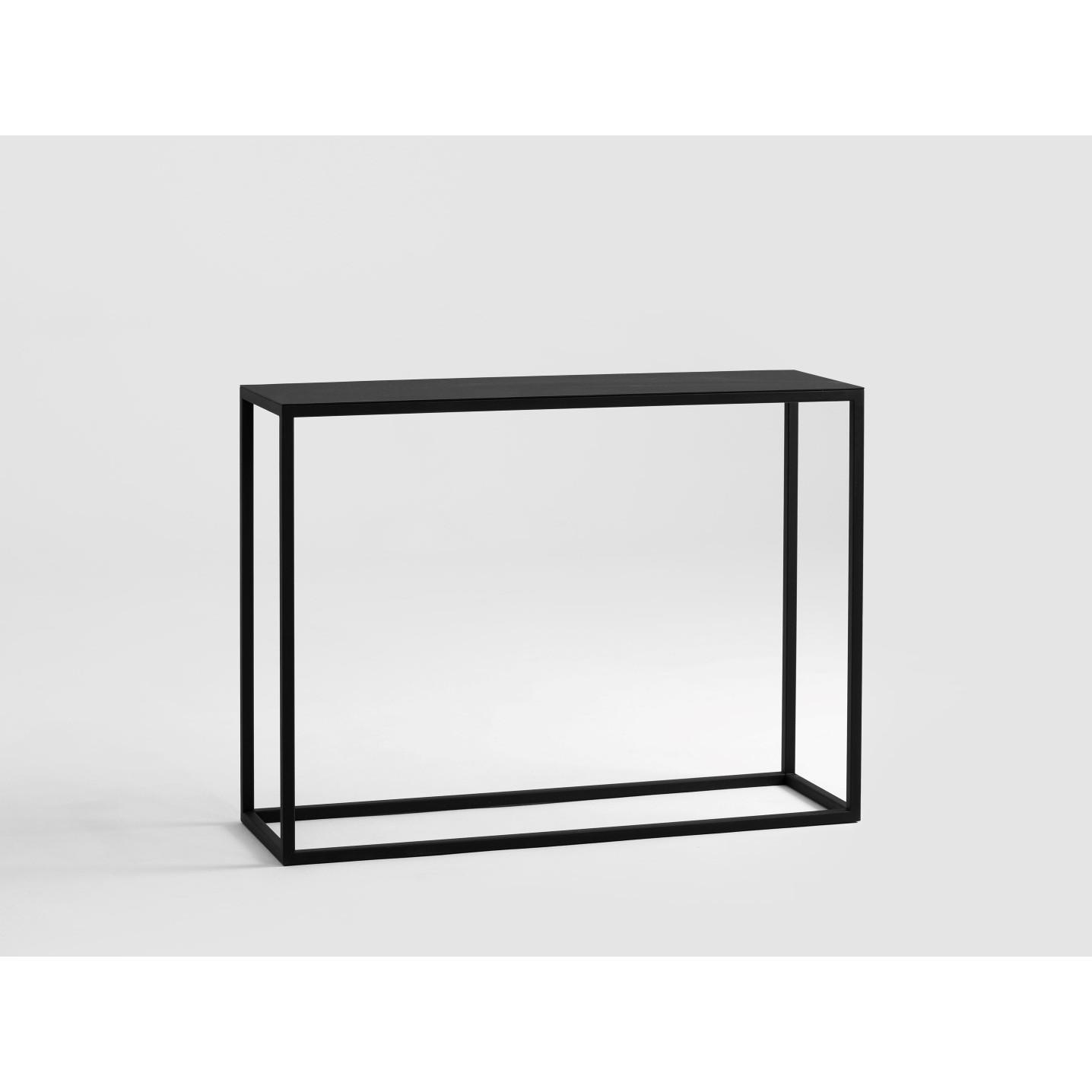 Regal Julita 75 cm | Schwarz