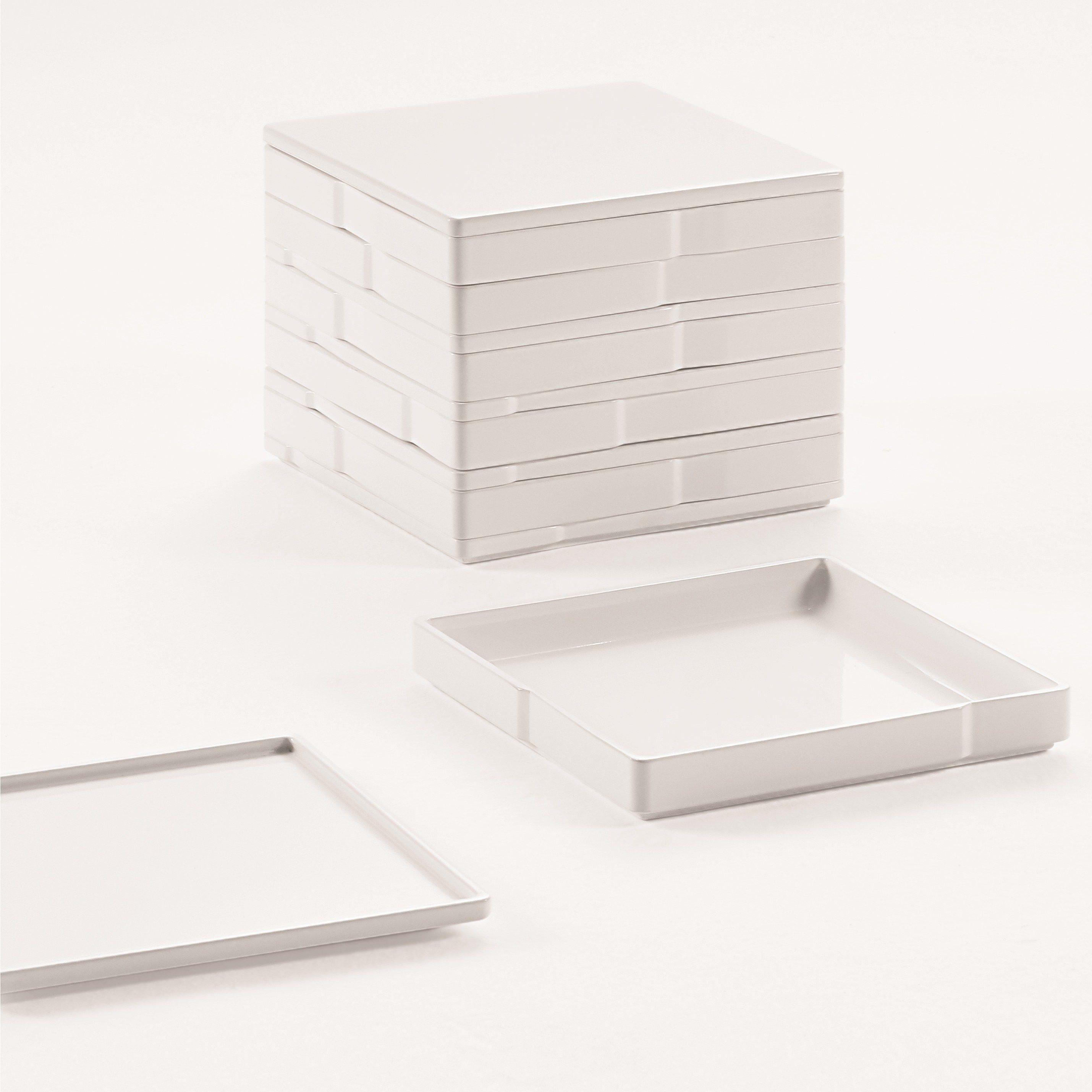 Cube set Melamine