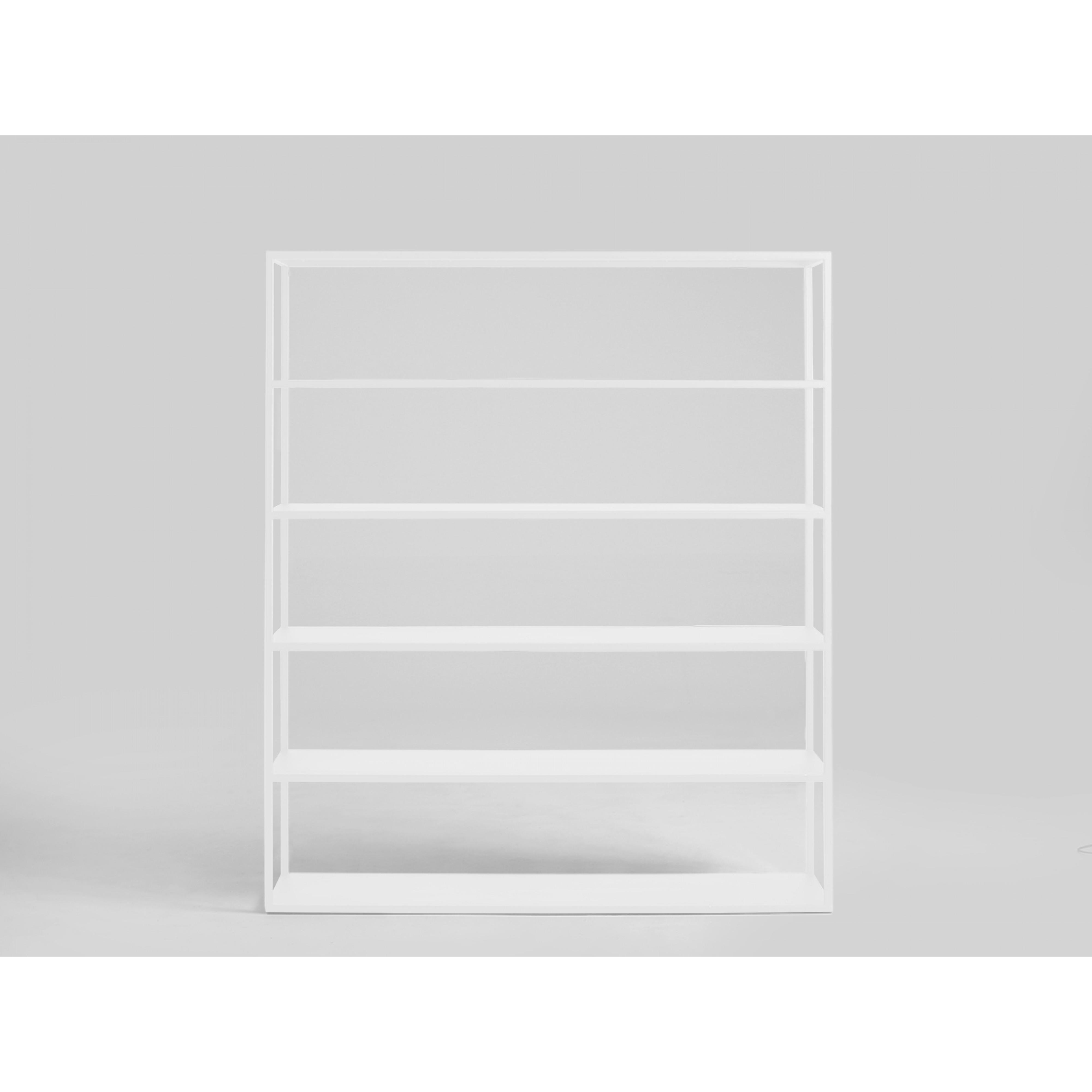 Bookcase Hyller 150 x 180 cm | White