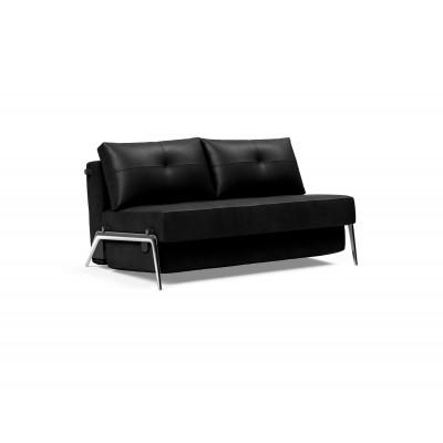 Sofabett Cubed | Schwarz