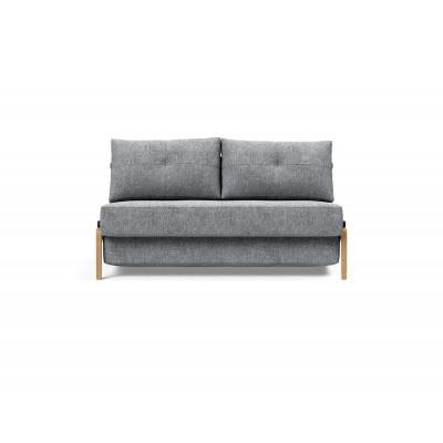 Sofabett Cubed | Grau