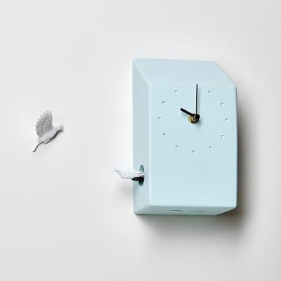 Uhr Kuckuck | Blau
