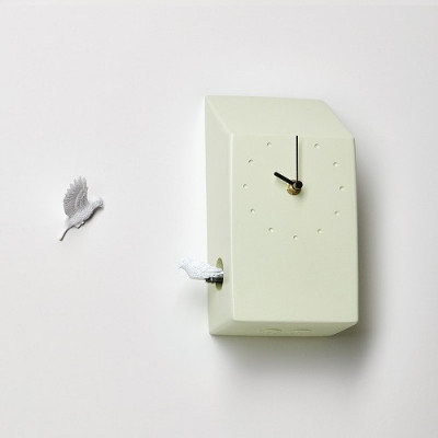 Uhr Kuckuck | Grün