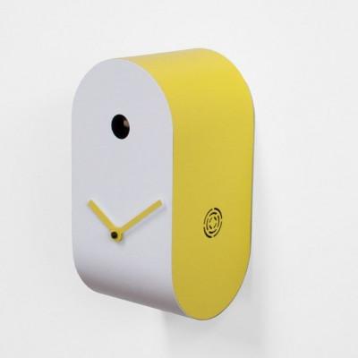 Cucupola Uhr | Gelb