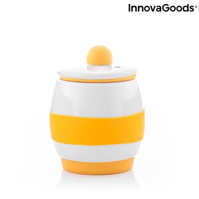 Keramik Mikrowellenherd Eggsira | Gelb weiss