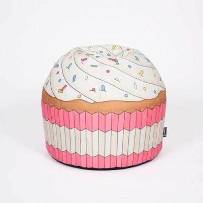 Pouf Cupcake Pink