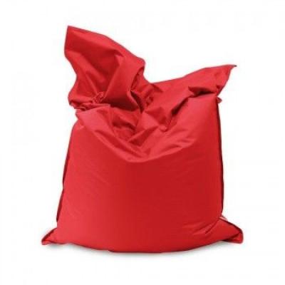 Kissen Sitzsack XXL Outdoor   Rot