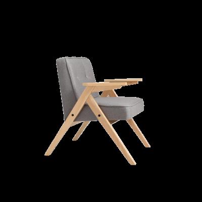 Armchair Vinc | Steel Grey