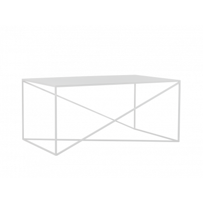 Couchtisch Memo 100 x 60 cm | Weiß