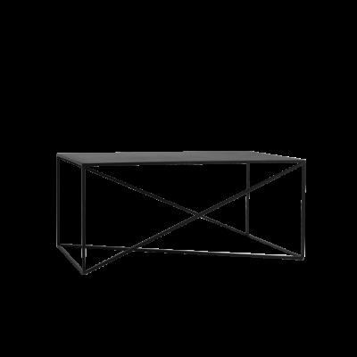 Couchtisch Memo 100 x 60 cm | Schwarz