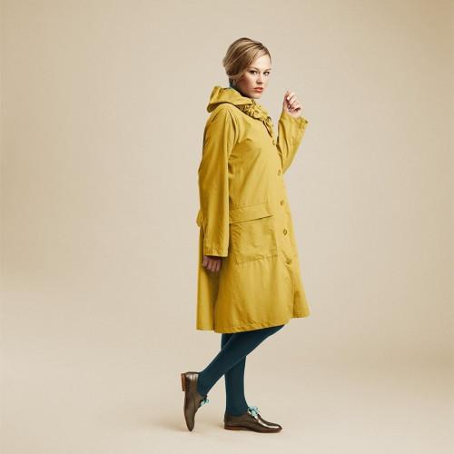 Raincoat | Curry