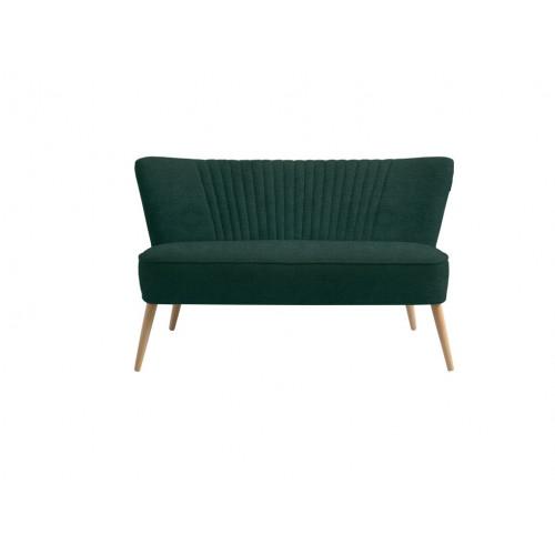 2 Seater Sofa Harry | Dark Green