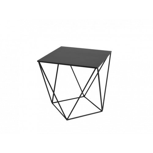 Side Table Daryl 60 | Black