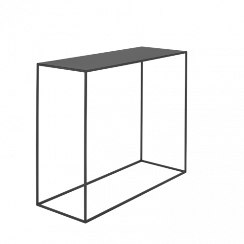 Console Tensio Metal 100 x 35 cm | Black