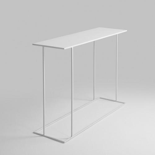 Coffee Table Walt 100 x 30 x 75 cm | White