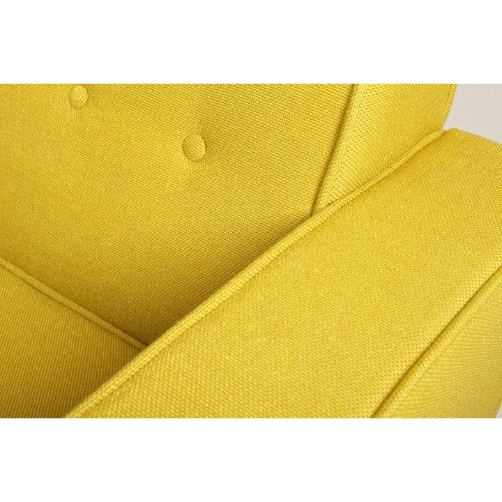 2 Seater Sofa Bed Zugo | Turmeric