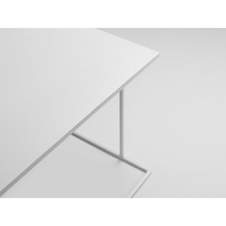 Coffee Table Walt 100 x 60 cm | White