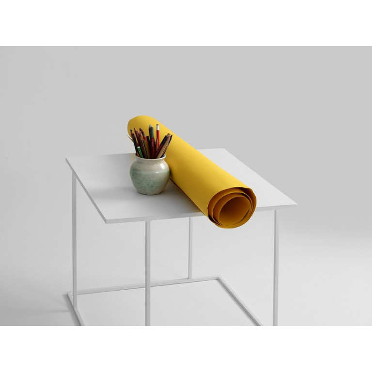 Coffee Table Walt 50 x 50 x 45 cm | White