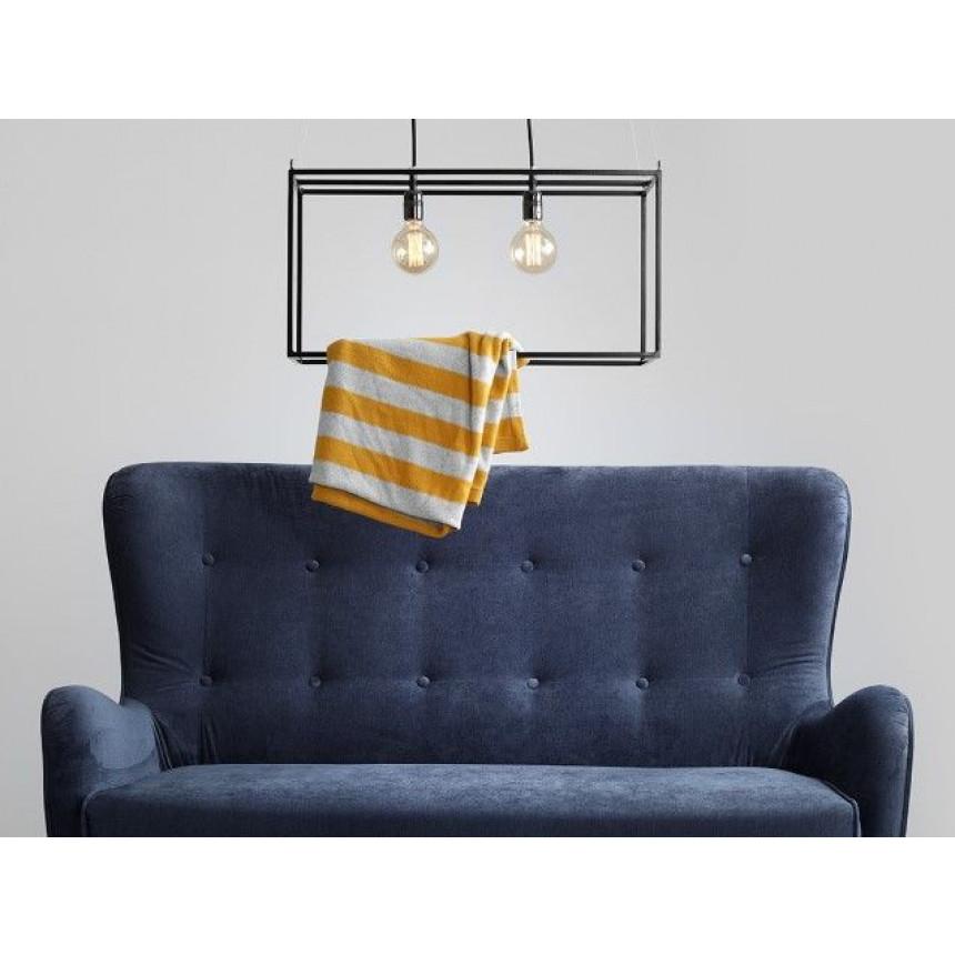 2-Sitzer-Sofa Cozyboy | Marineblau