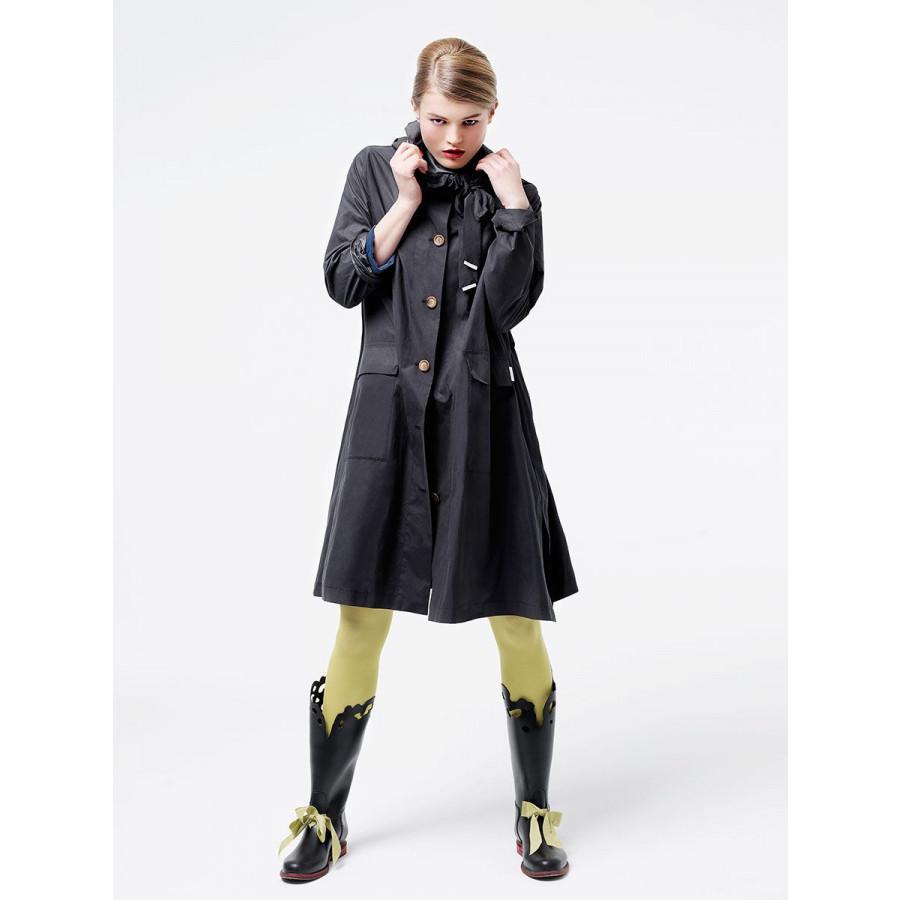 Raincoat | Anthracite