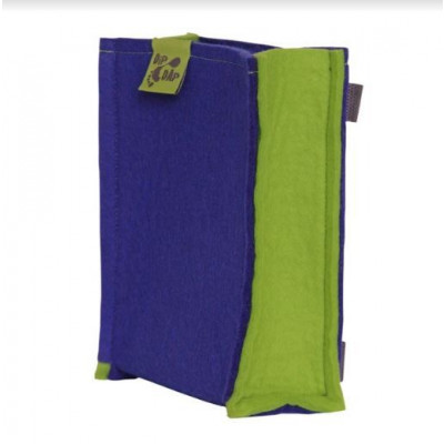 Felt Bag   Blue-Green
