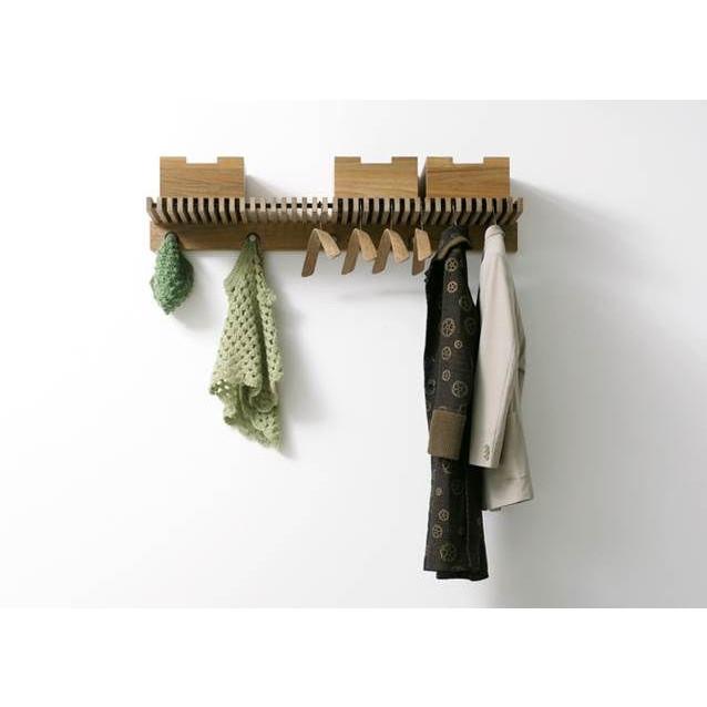 Garderobe Cutter | Eiche