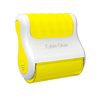 Cyber Clean Lint Roller   Yellow