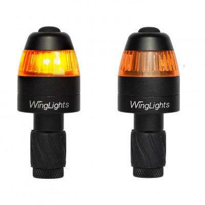 WingLights LED Lights Magnetic V3 | Black