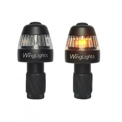 WingLights Turn Signal & Position Lights 360° | Black