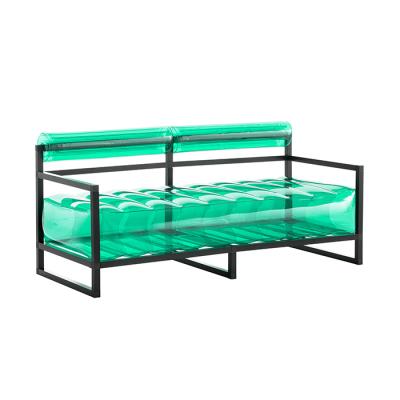 Canape Yoko Aluminium   Grün