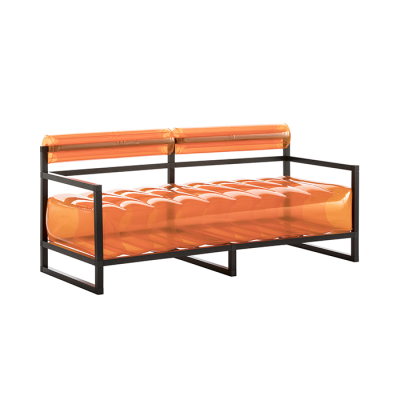 Kanapee Yoko Aluminium   Orange