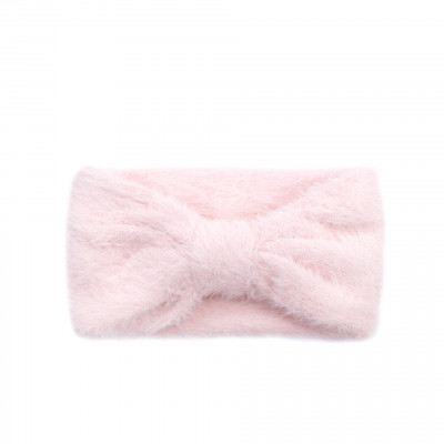 Haarband Schleife | Rosa