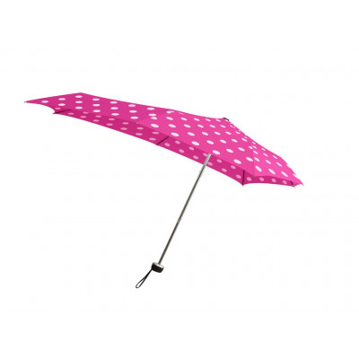 Senz Smart S Foldable Pocket Size Umbrella Bubble Rose